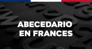 El abecedario en francés y su pronunciación