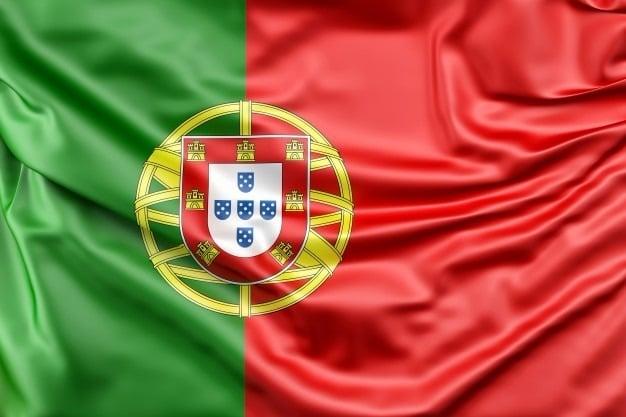 la bandera oficial de portugal