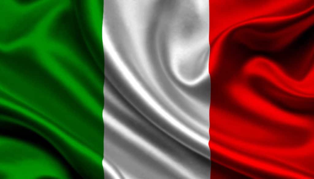 bandera oficial de italia