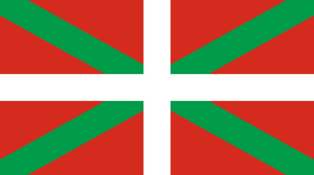 bandera oficial del país vasco