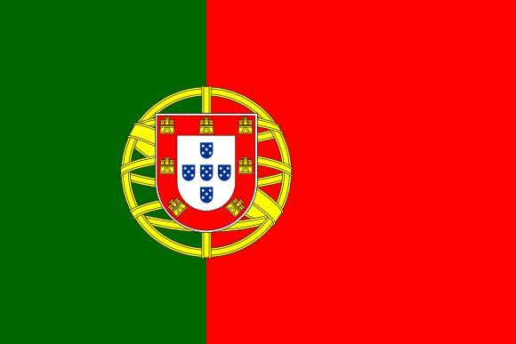 bandera oficial portuguesa