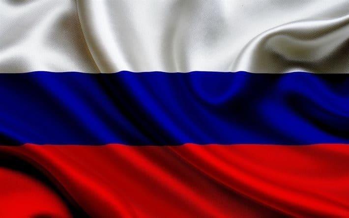 bandera oficial de rusia