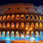 el coliseo del imperio romano