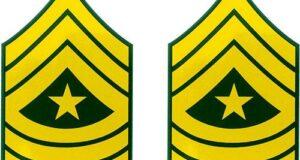 Rangos militares de USA