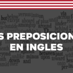 las preposiciones en ingles